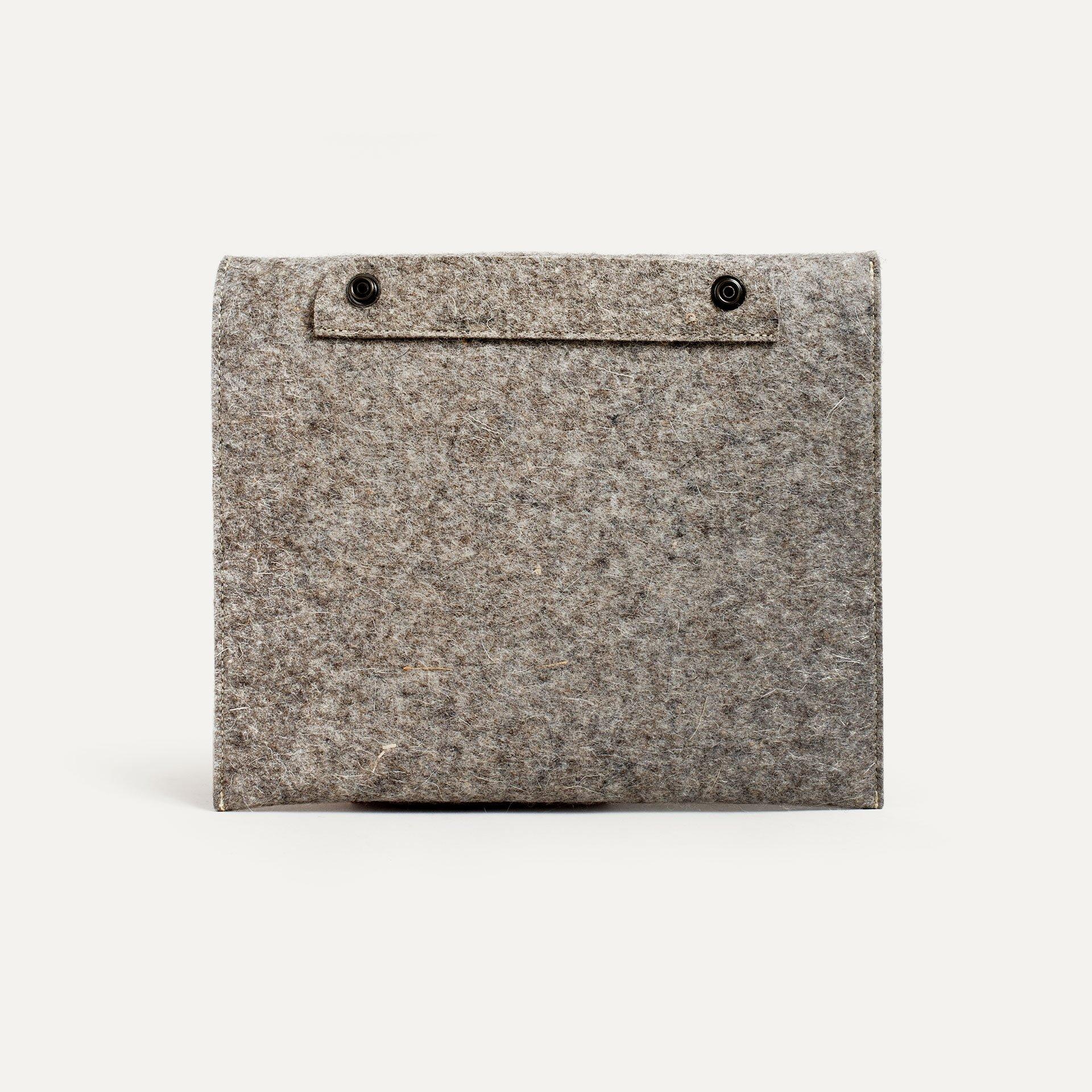 Miky iPad sleeve - Natural Felt (image n°2)