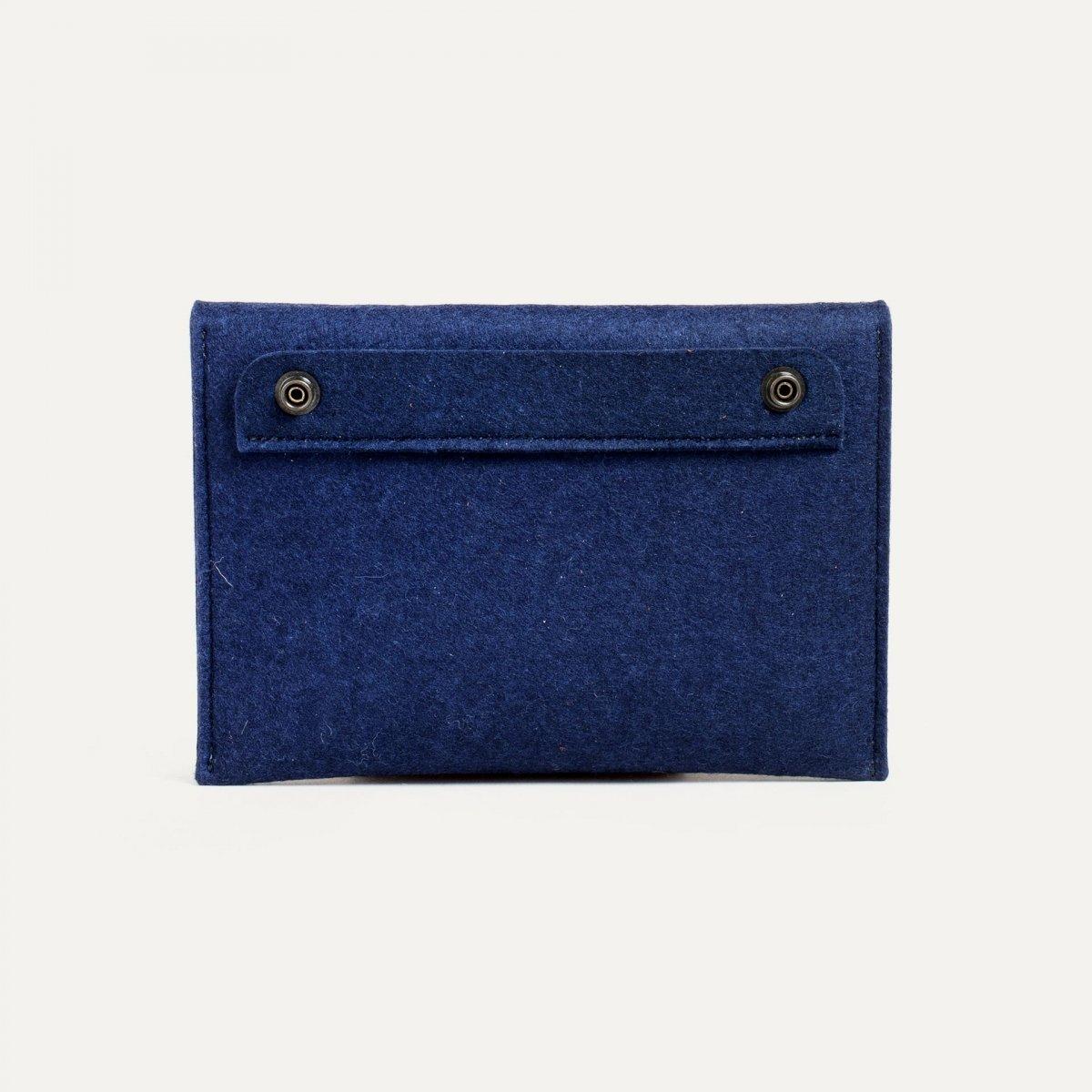 Mirco Sleeve - Blue Felt (image n°2)
