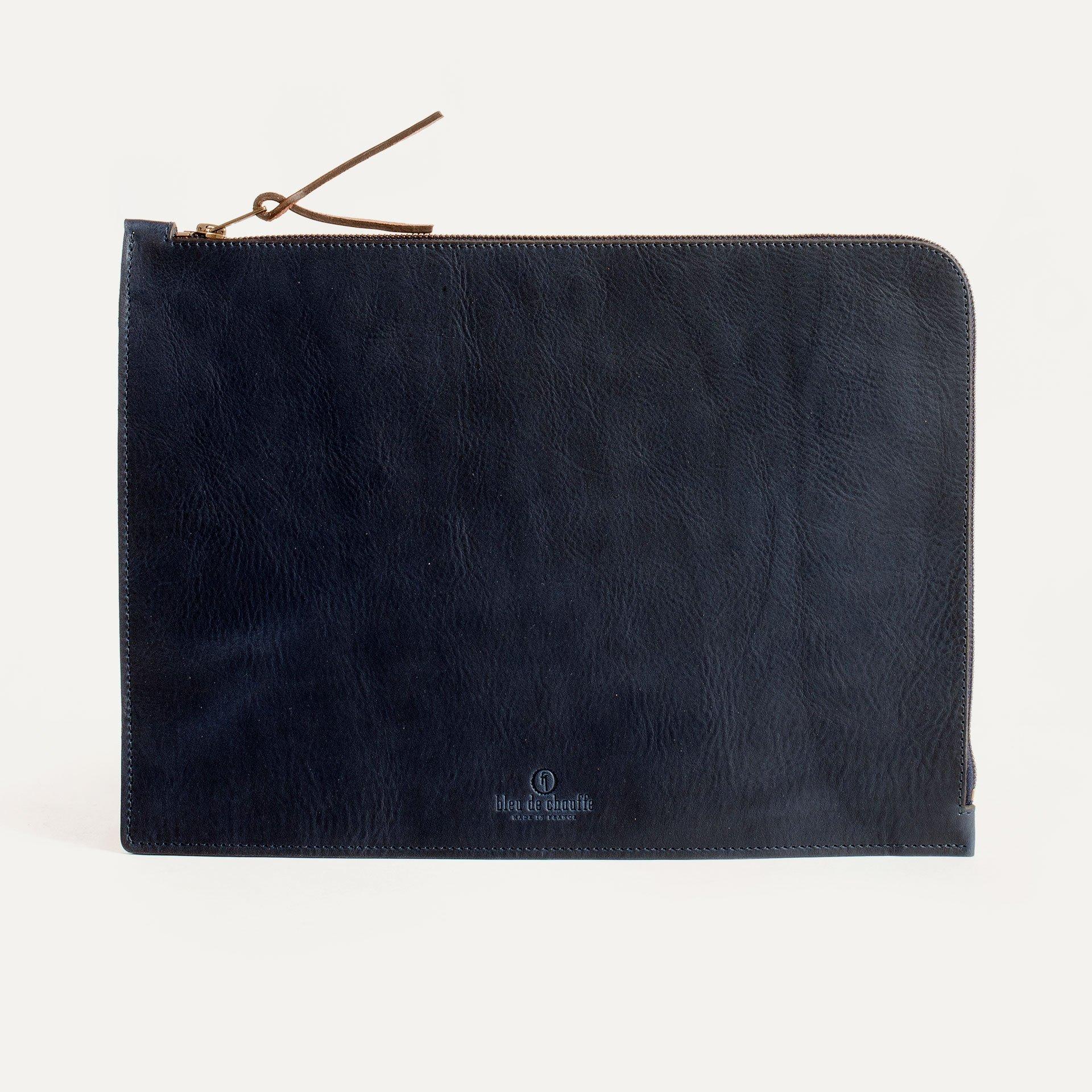 """Jim Laptop sleeve 13"""" - Navy Blue (image n°2)"""