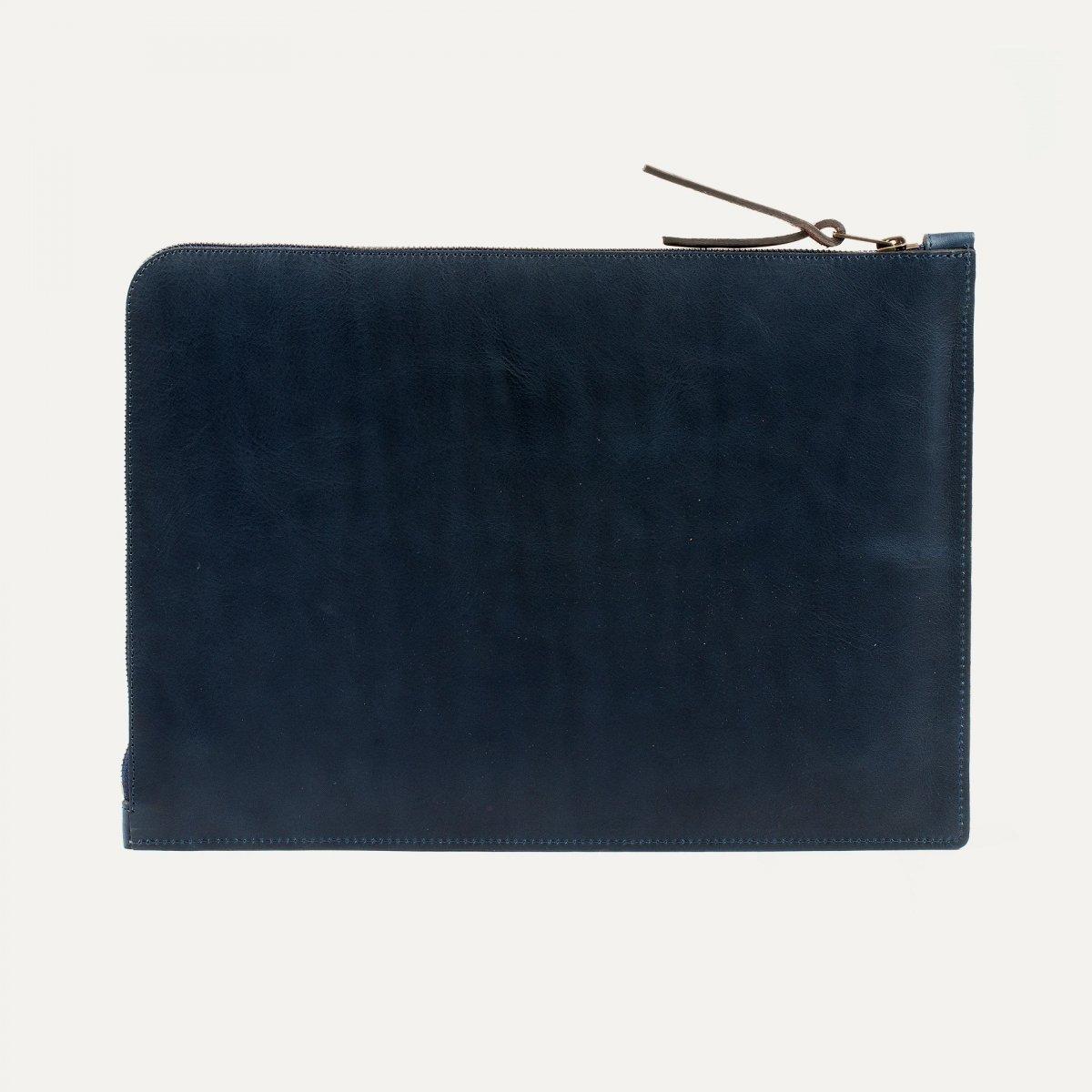 """Jim Laptop sleeve 13"""" - Navy Blue (image n°3)"""