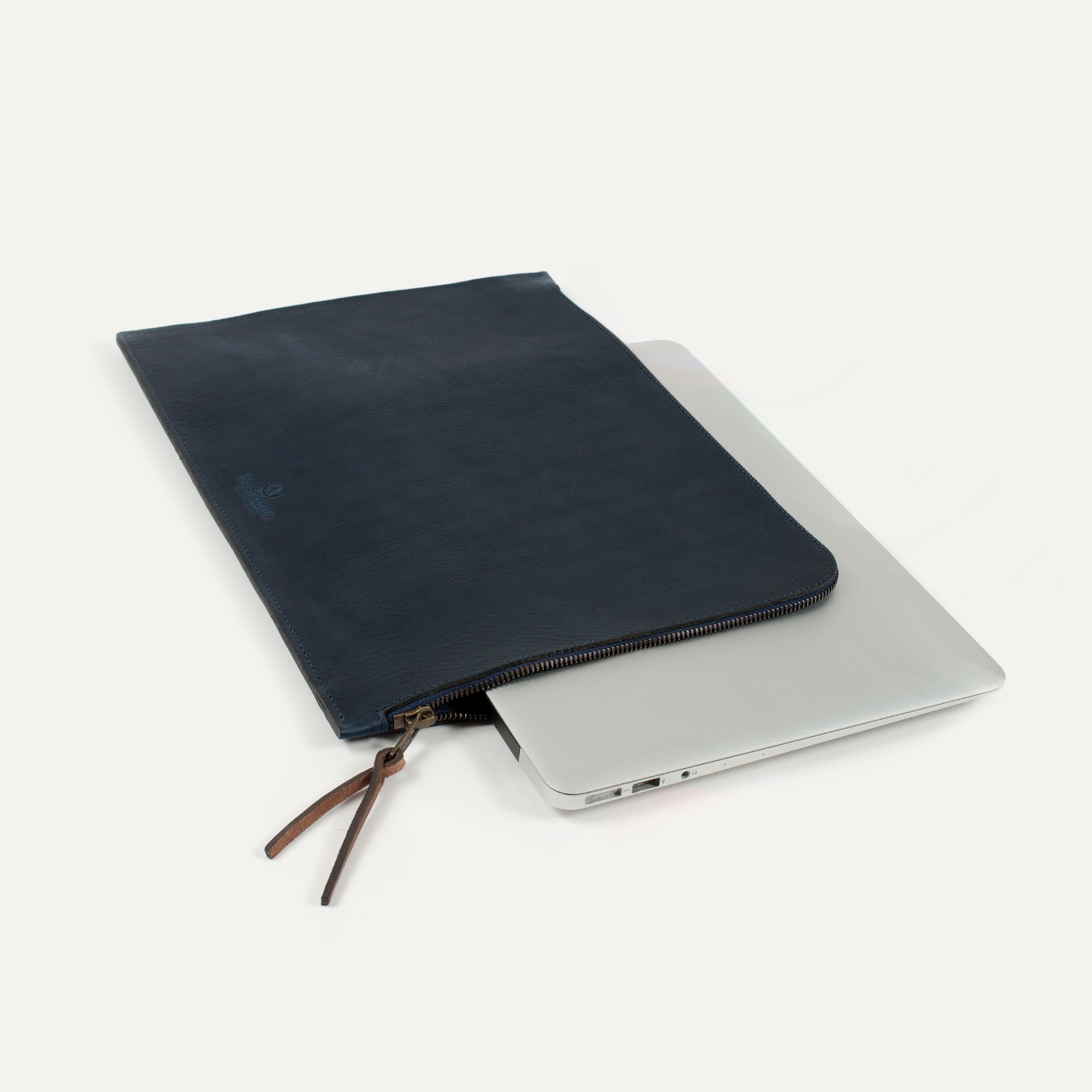 """Jim Laptop sleeve 13"""" - Navy Blue (image n°1)"""