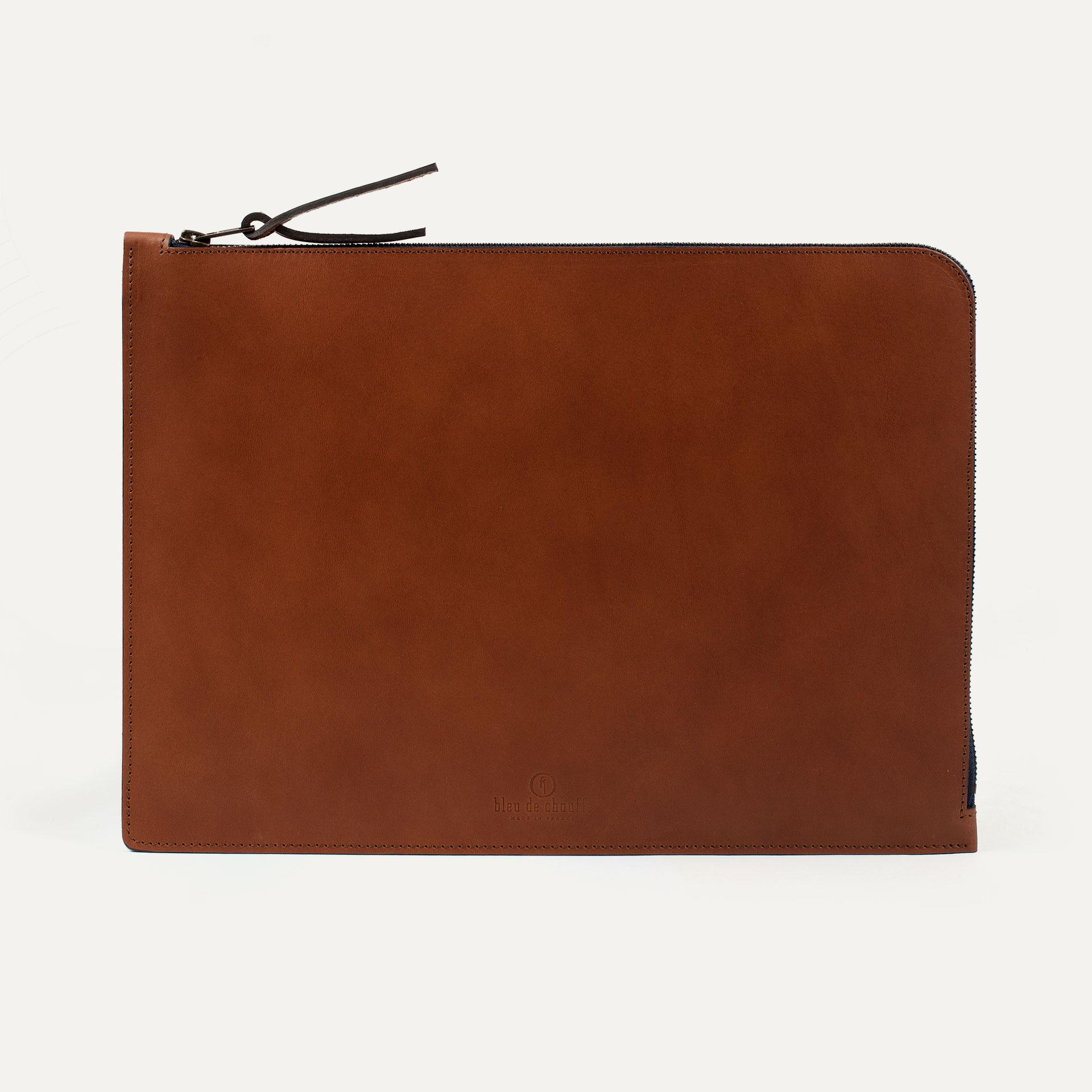 "Jim Laptop sleeve 13"" - Pain Brûlé (image n°2)"