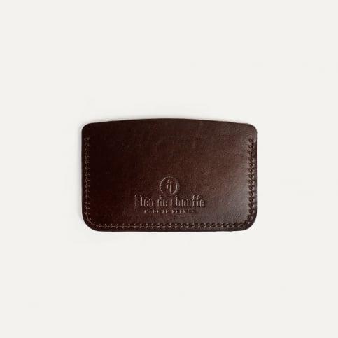 Porte cartes Visamex - Pain Brûlé