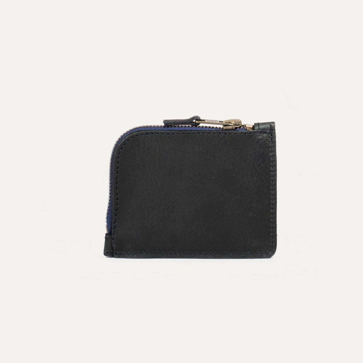 Porte monnaie zippé As / M - Noir (image n°2)