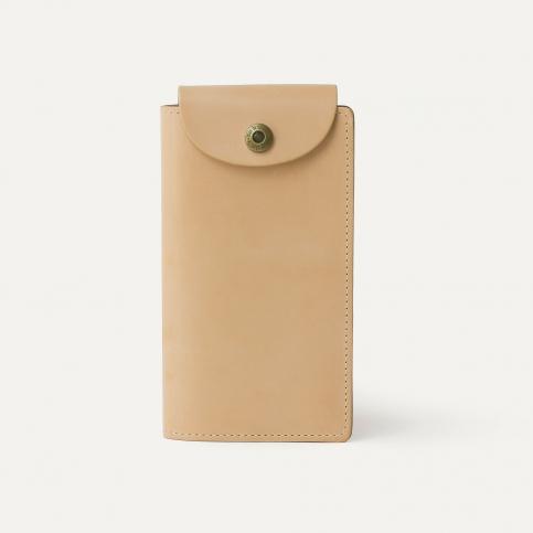 Corto wallet - Natural