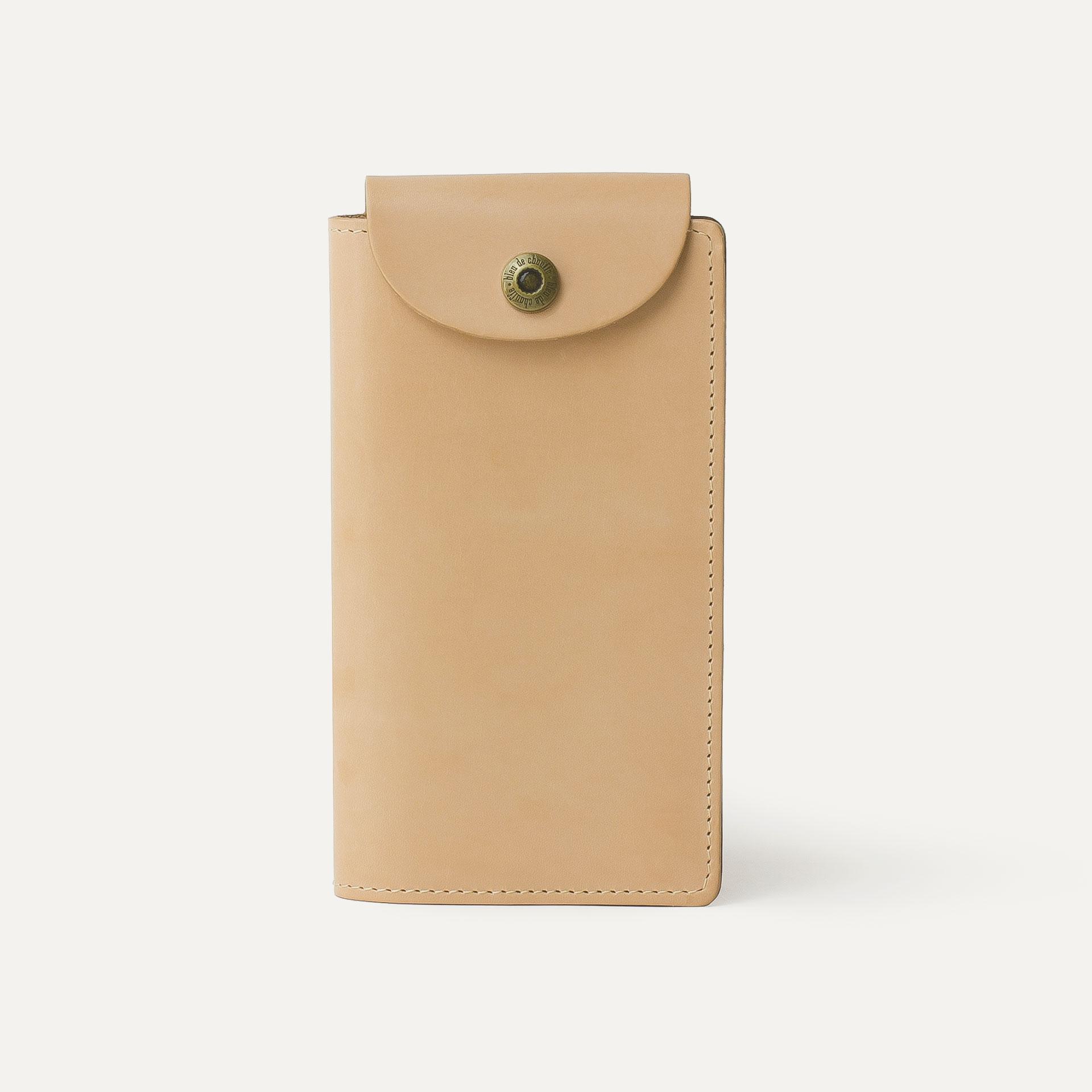 Corto wallet - Natural (image n°1)