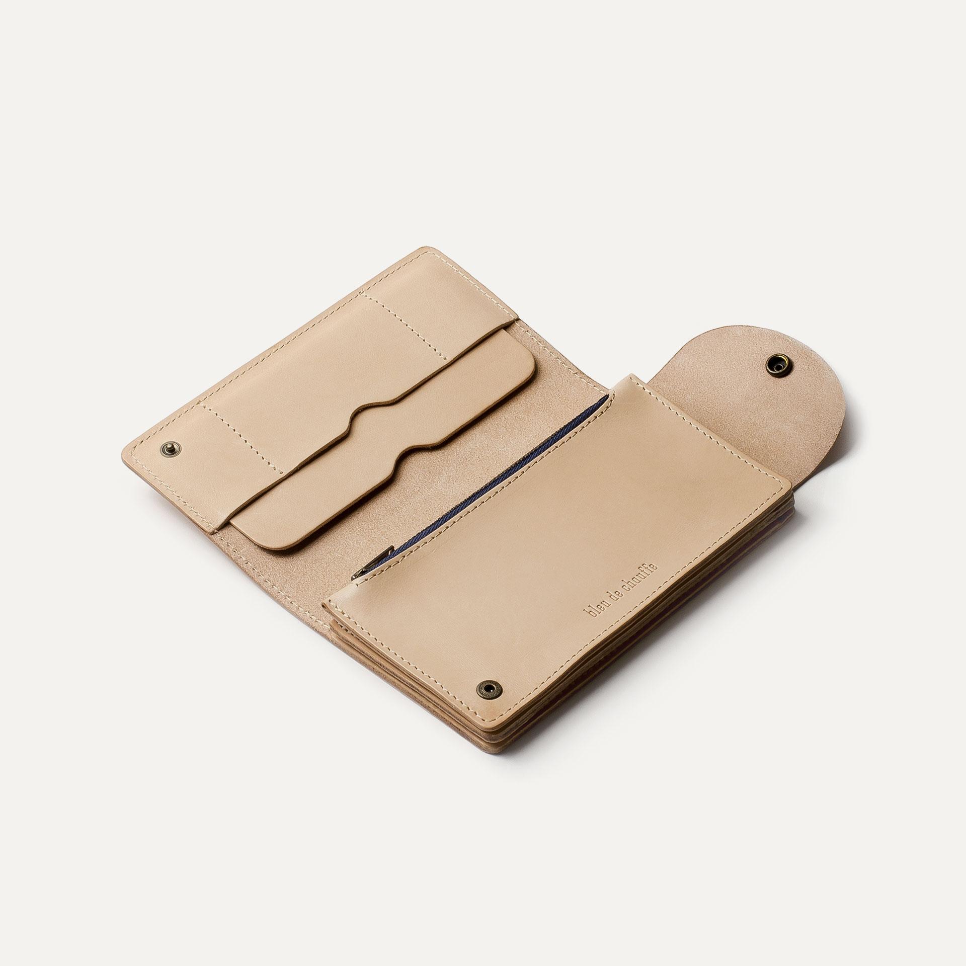 Corto wallet - Natural (image n°3)