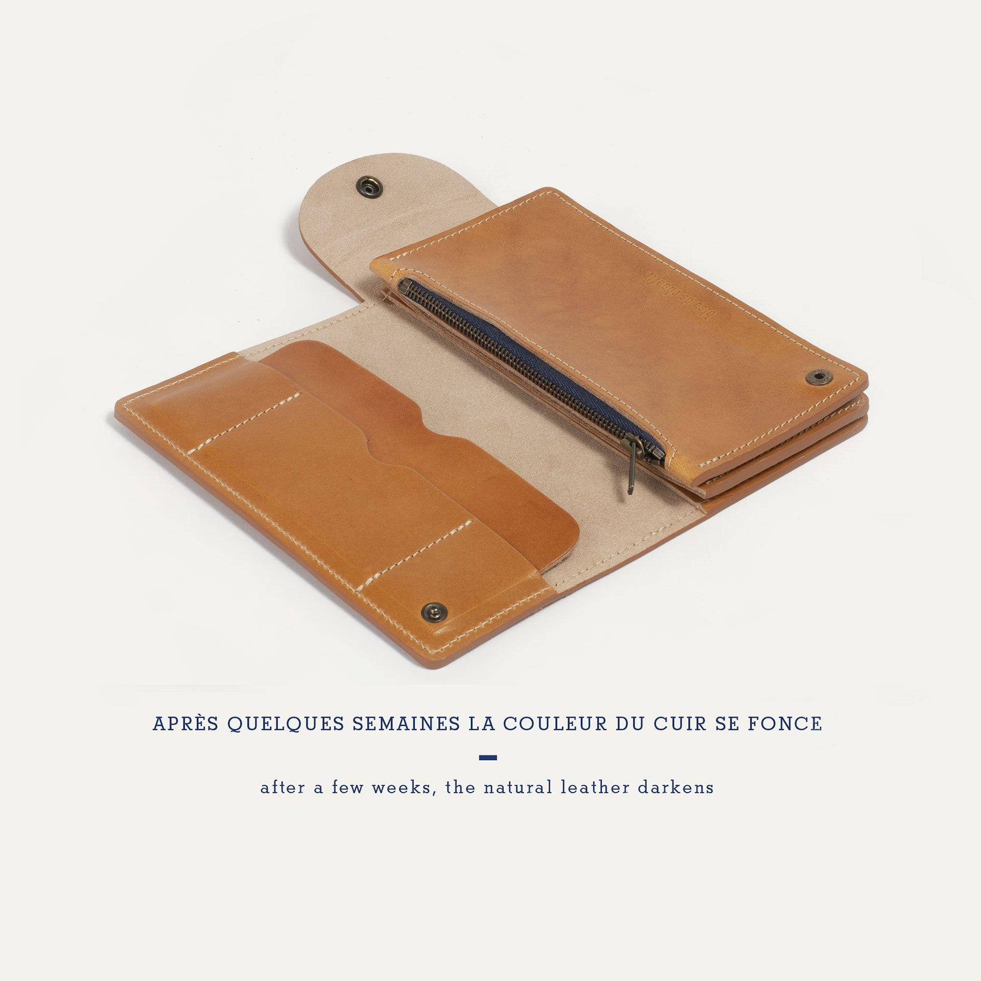 Corto wallet - Natural (image n°6)