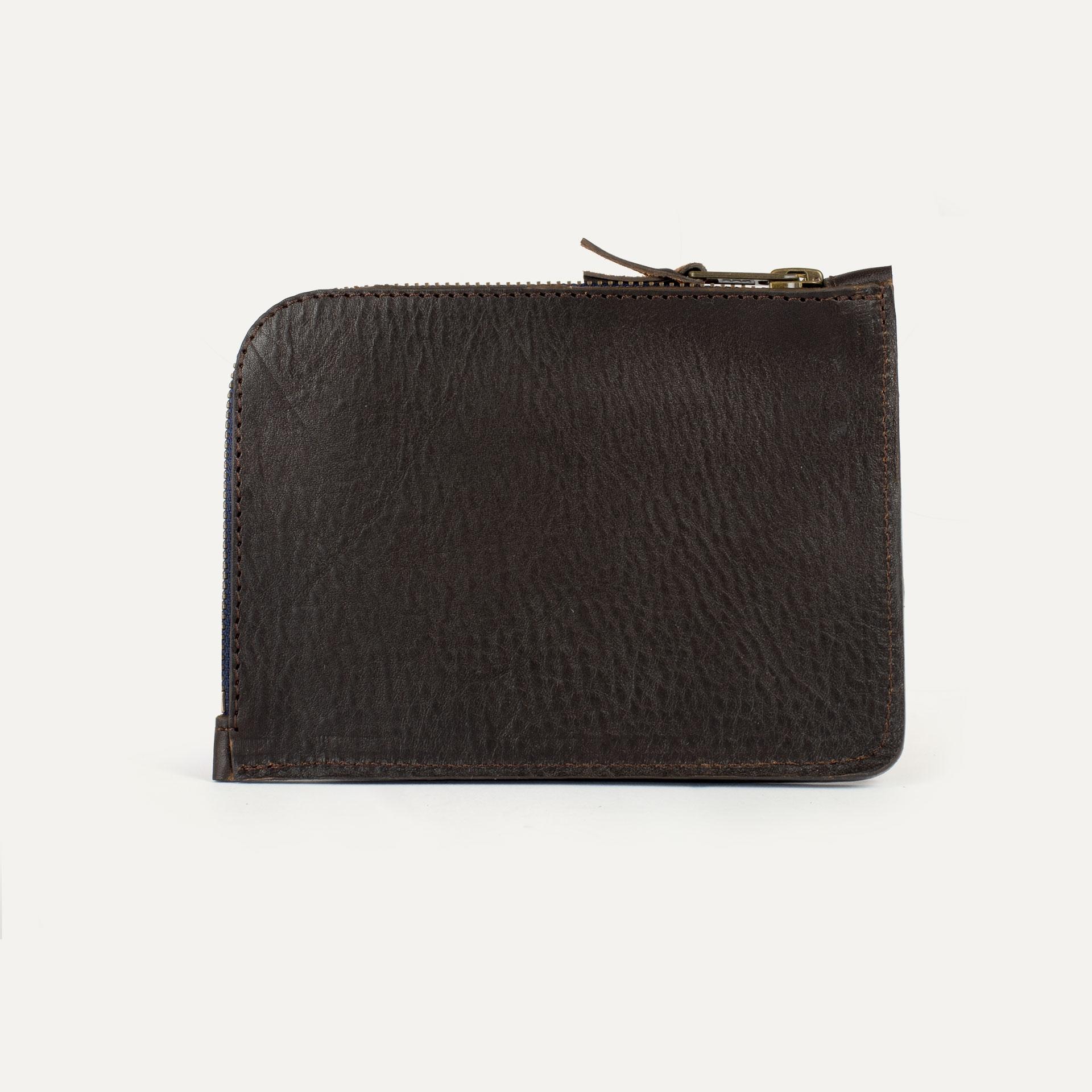 Daron zippered purse / XL - T Moro (image n°2)