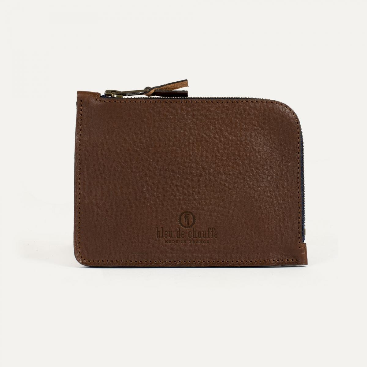 Daron zippered purse / XL - Cuba Libre (image n°1)