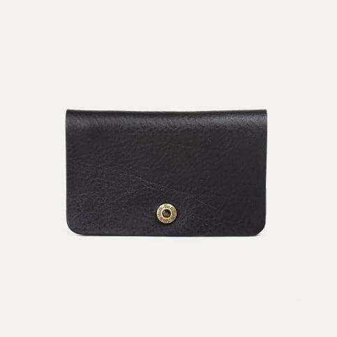 Grisbi wallet - Black