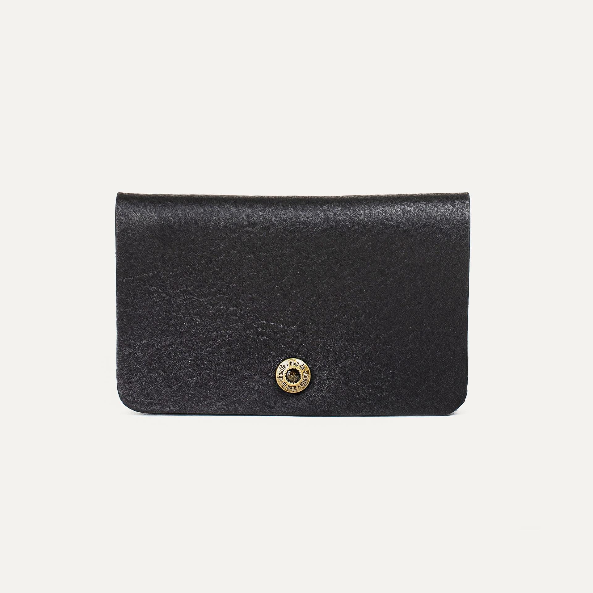 Grisbi wallet - Black (image n°1)