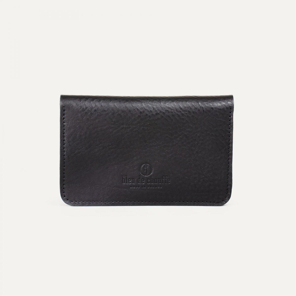 Grisbi wallet - Black (image n°2)