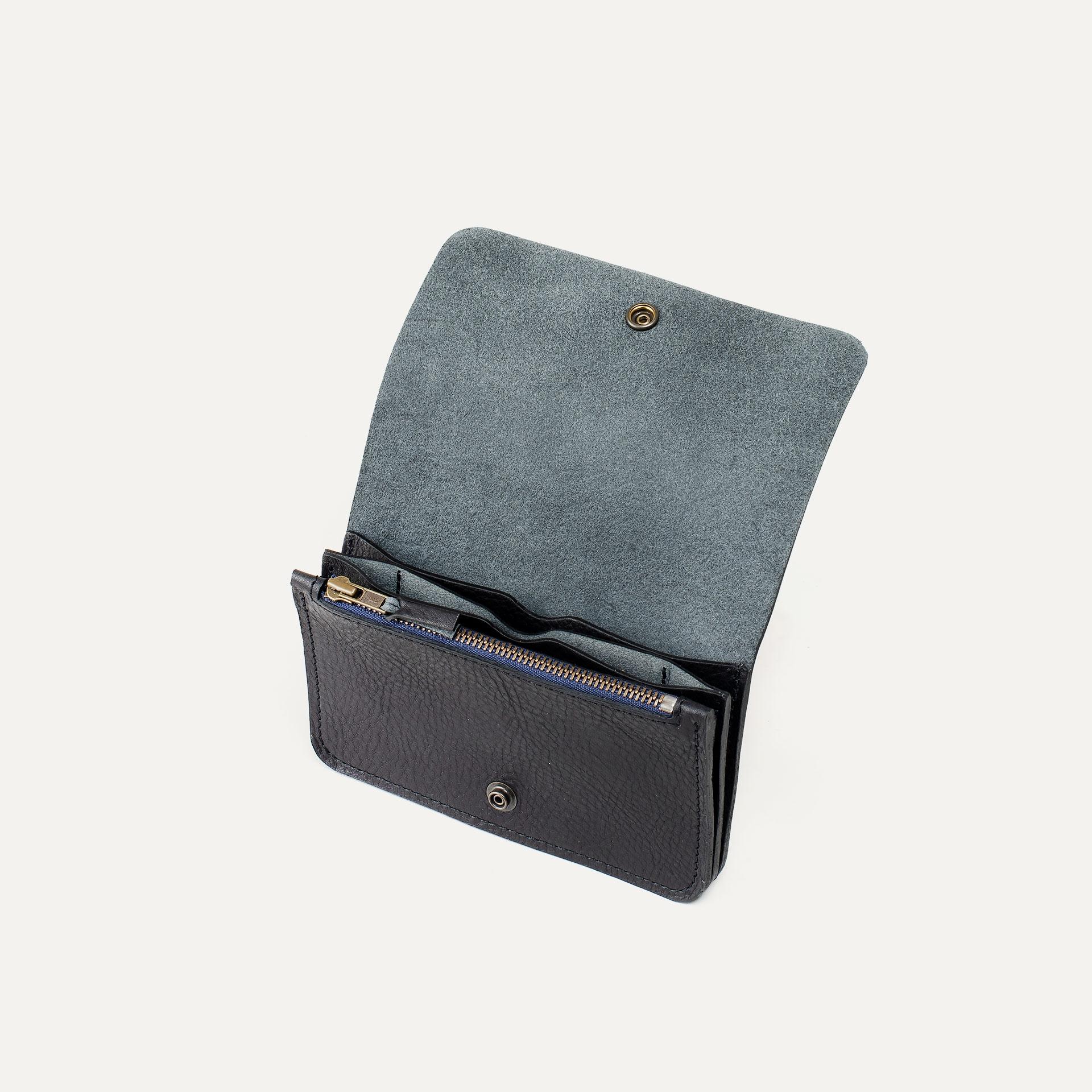 Grisbi wallet - Black (image n°4)