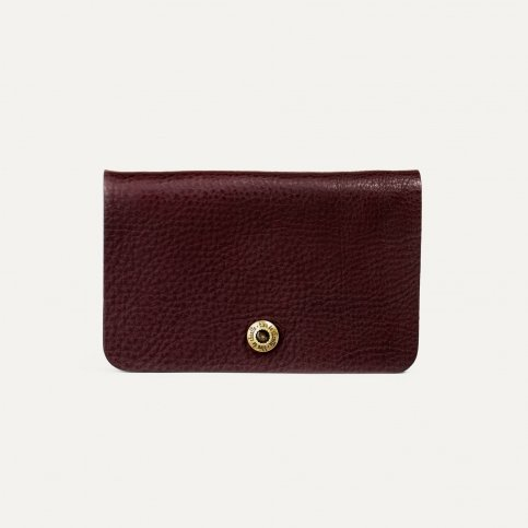 Grisbi wallet - Peat