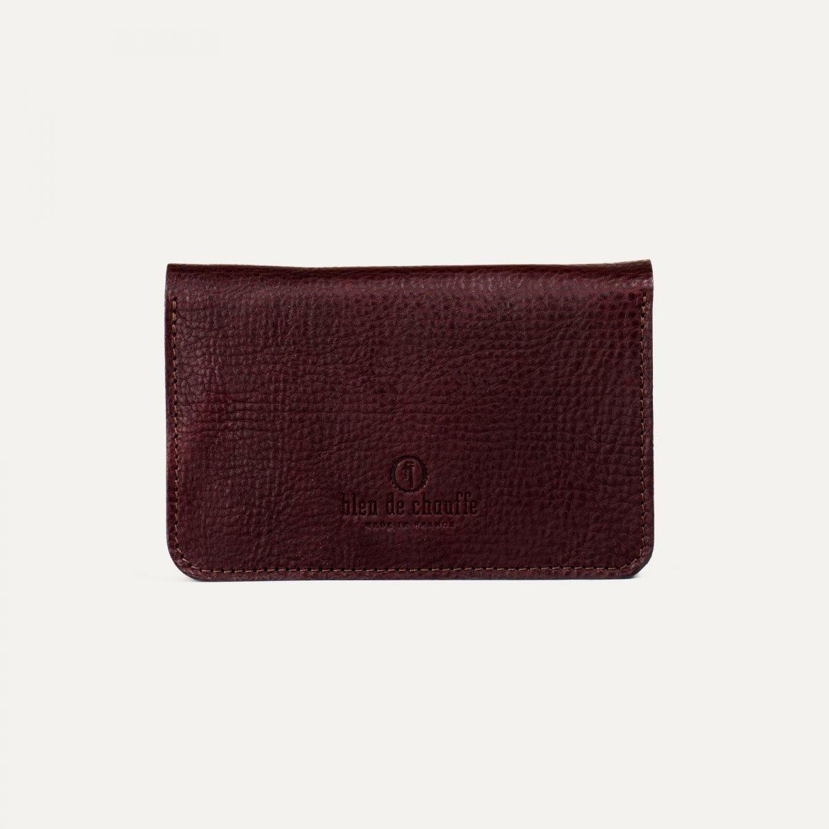 Grisbi wallet - Peat (image n°2)