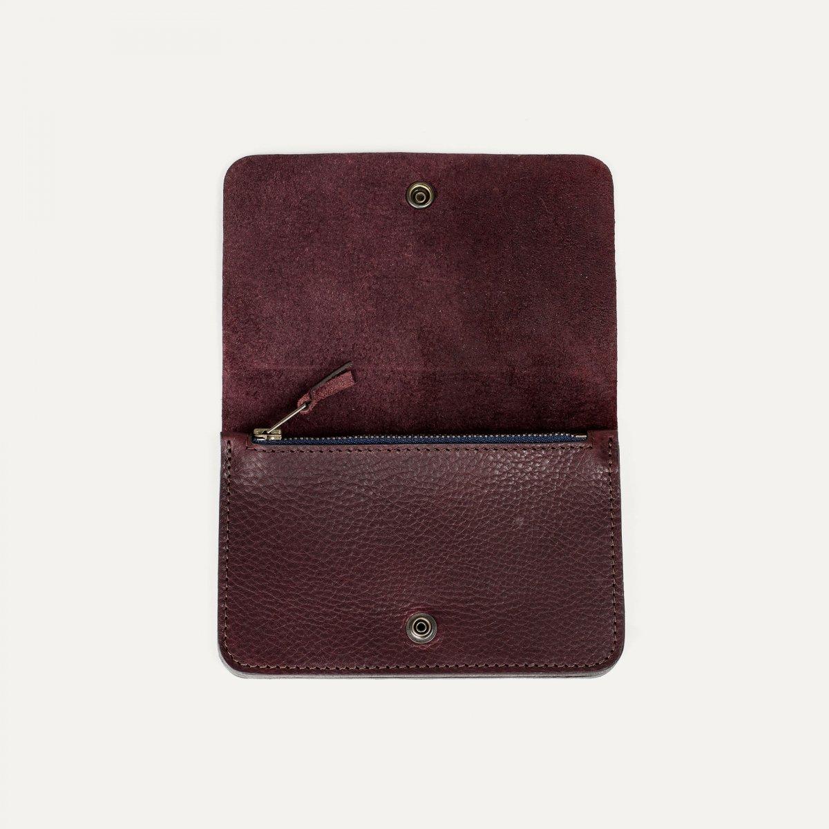 Grisbi wallet - Peat (image n°3)