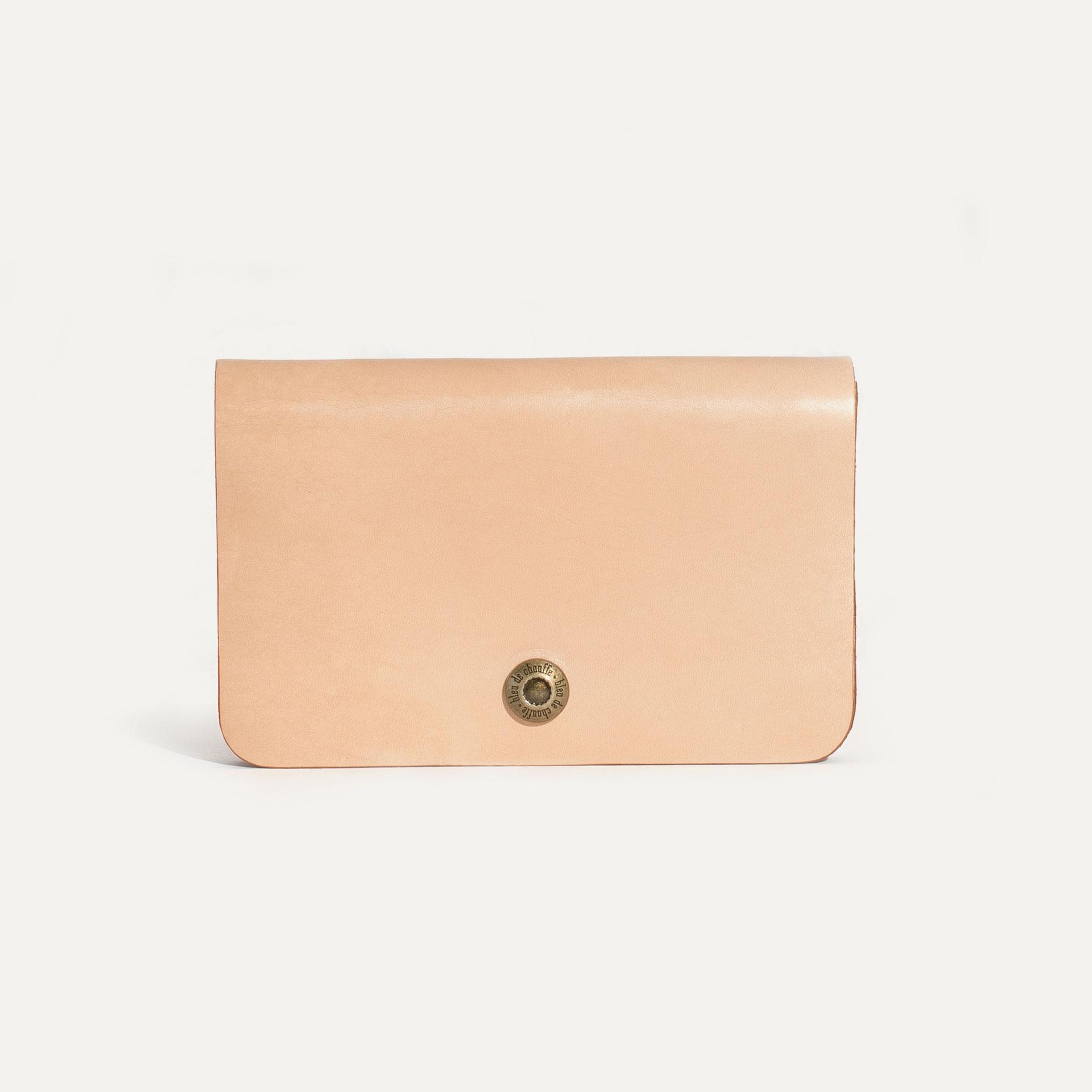 Grisbi wallet - Natural (image n°1)
