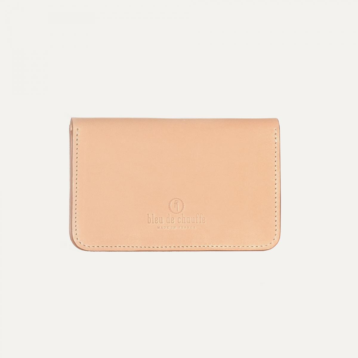 Grisbi wallet - Natural (image n°2)