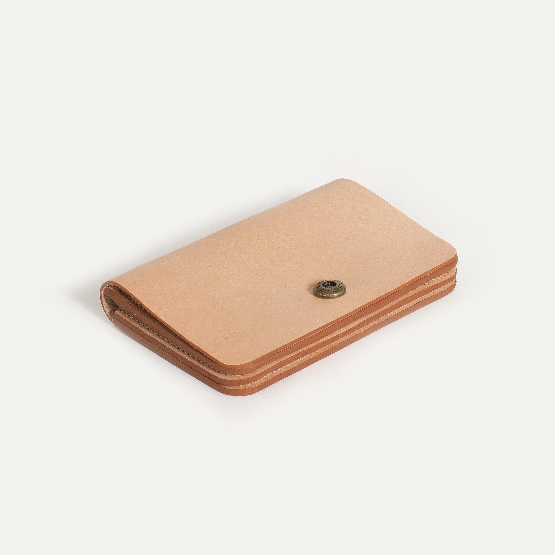 Grisbi wallet - Natural (image n°3)