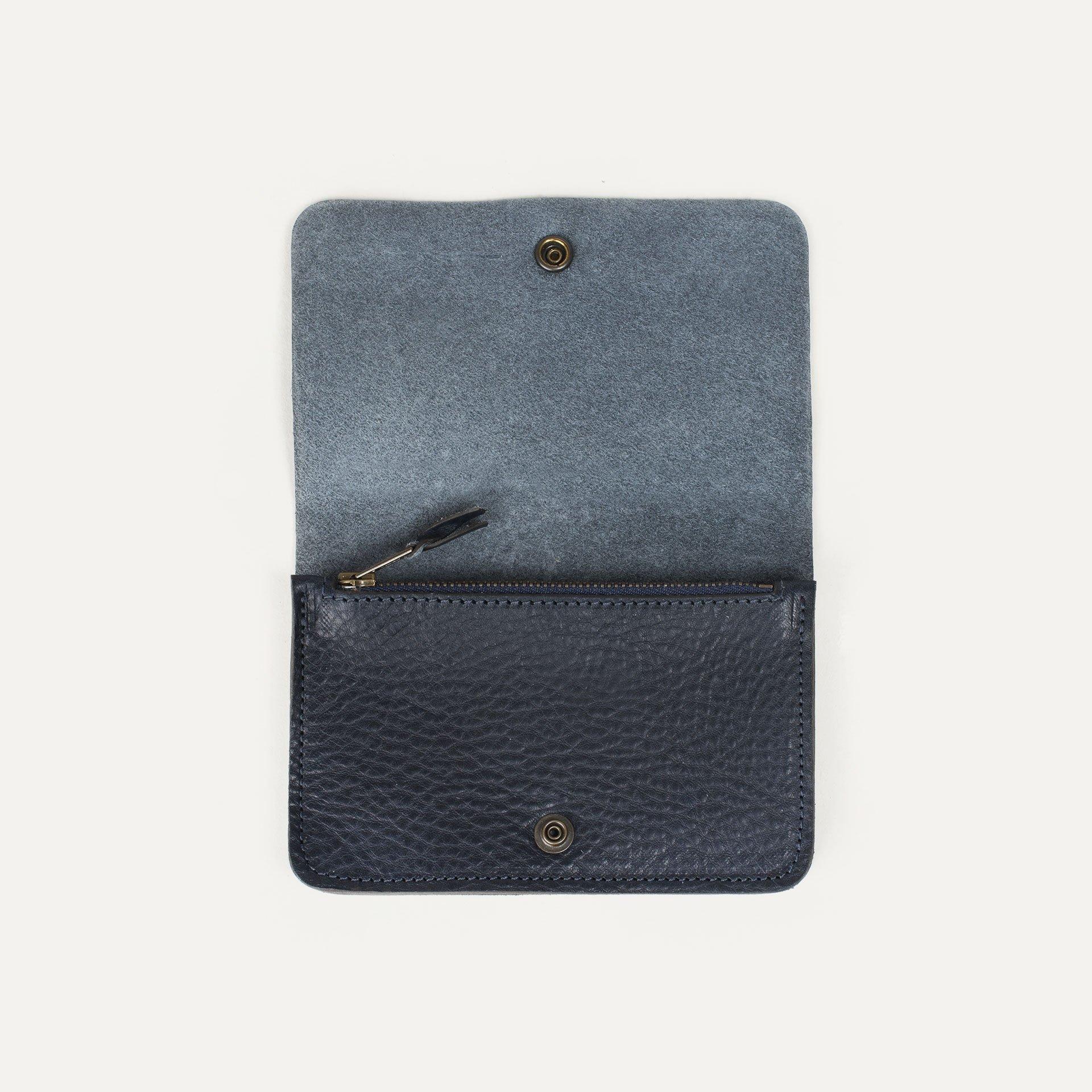 Grisbi wallet - Navy Blue (image n°3)