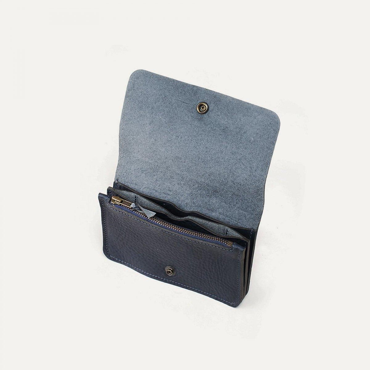 Grisbi wallet - Navy Blue (image n°4)