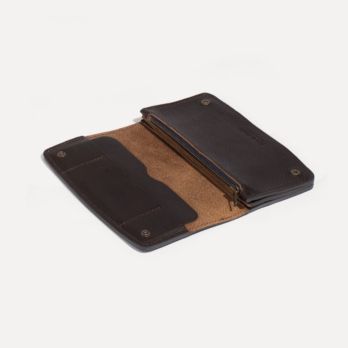 Maltese wallet - Dark Brown (image n°3)
