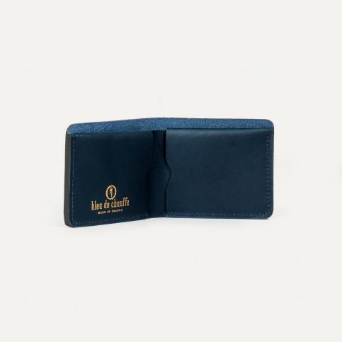 PEZE wallet - Navy Blue