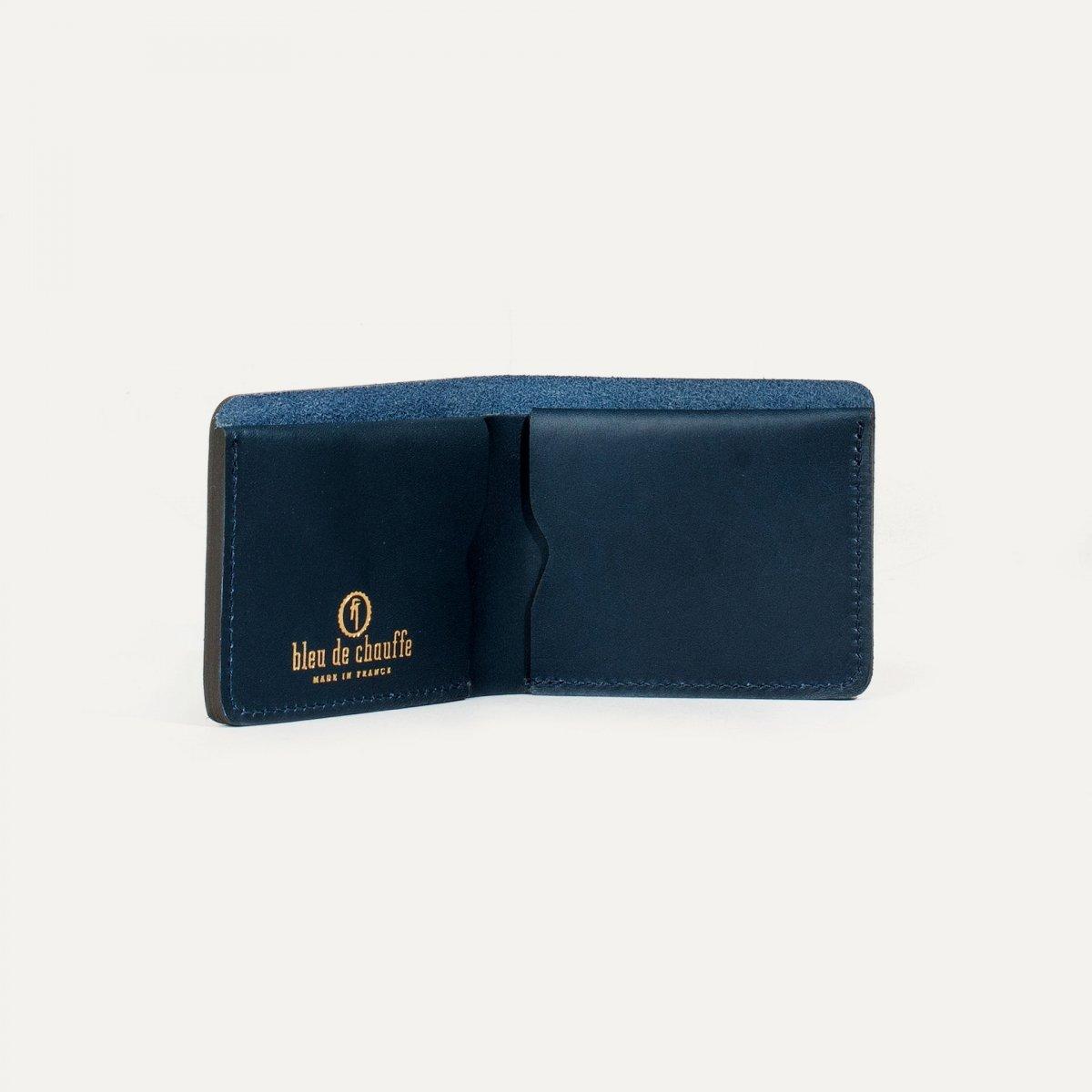 PEZE wallet - Navy Blue (image n°1)
