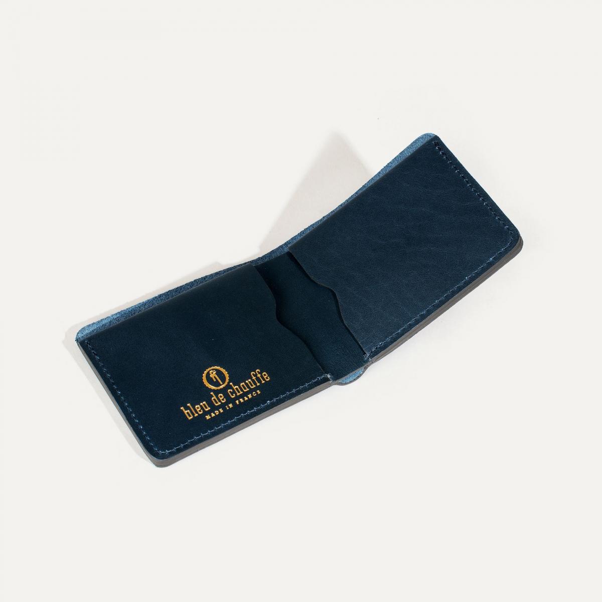 PEZE wallet - Navy Blue (image n°3)