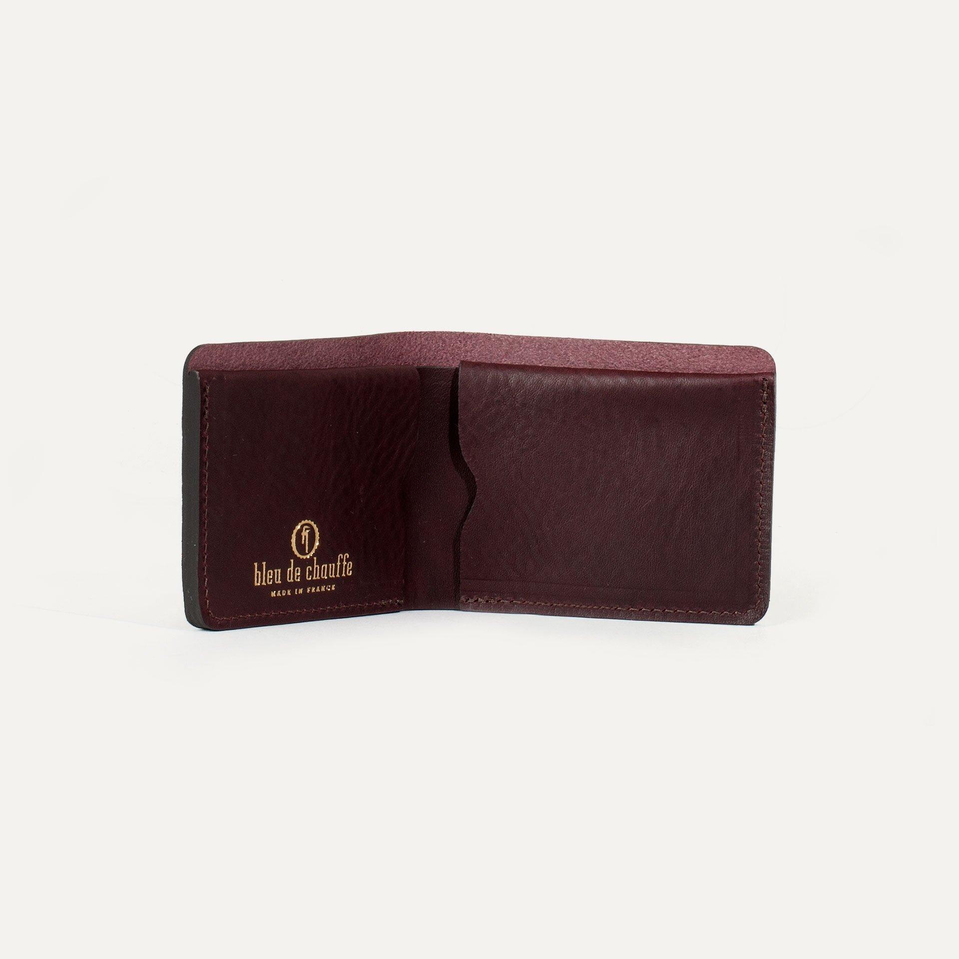 PEZE wallet - Peat (image n°1)