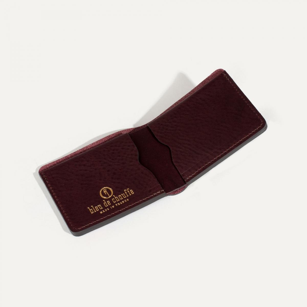 PEZE wallet - Peat (image n°3)
