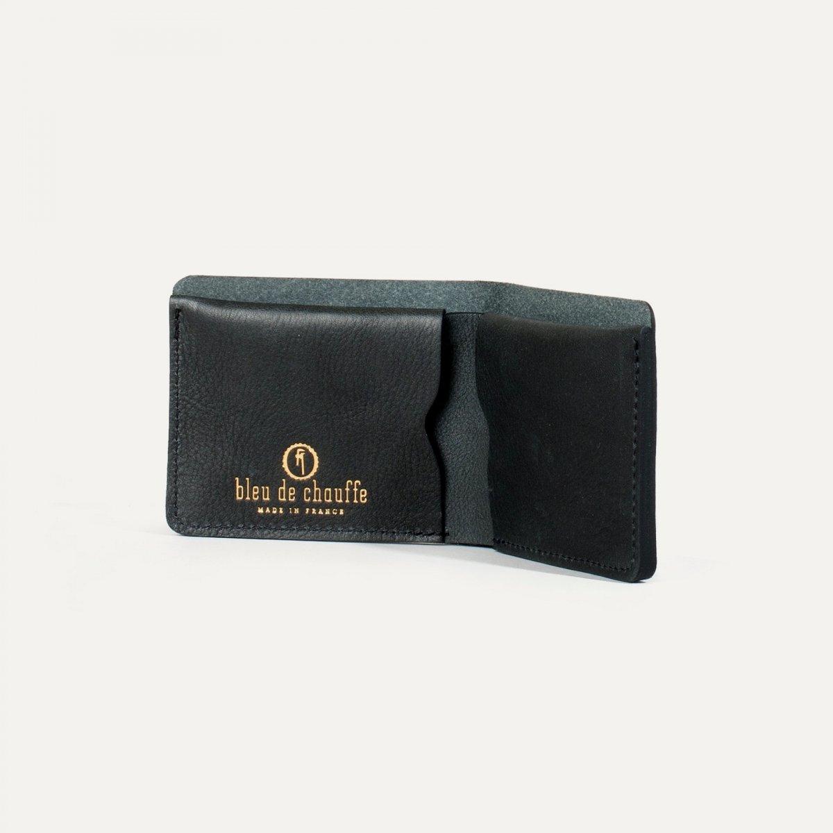 PEZE wallet - Black (image n°2)