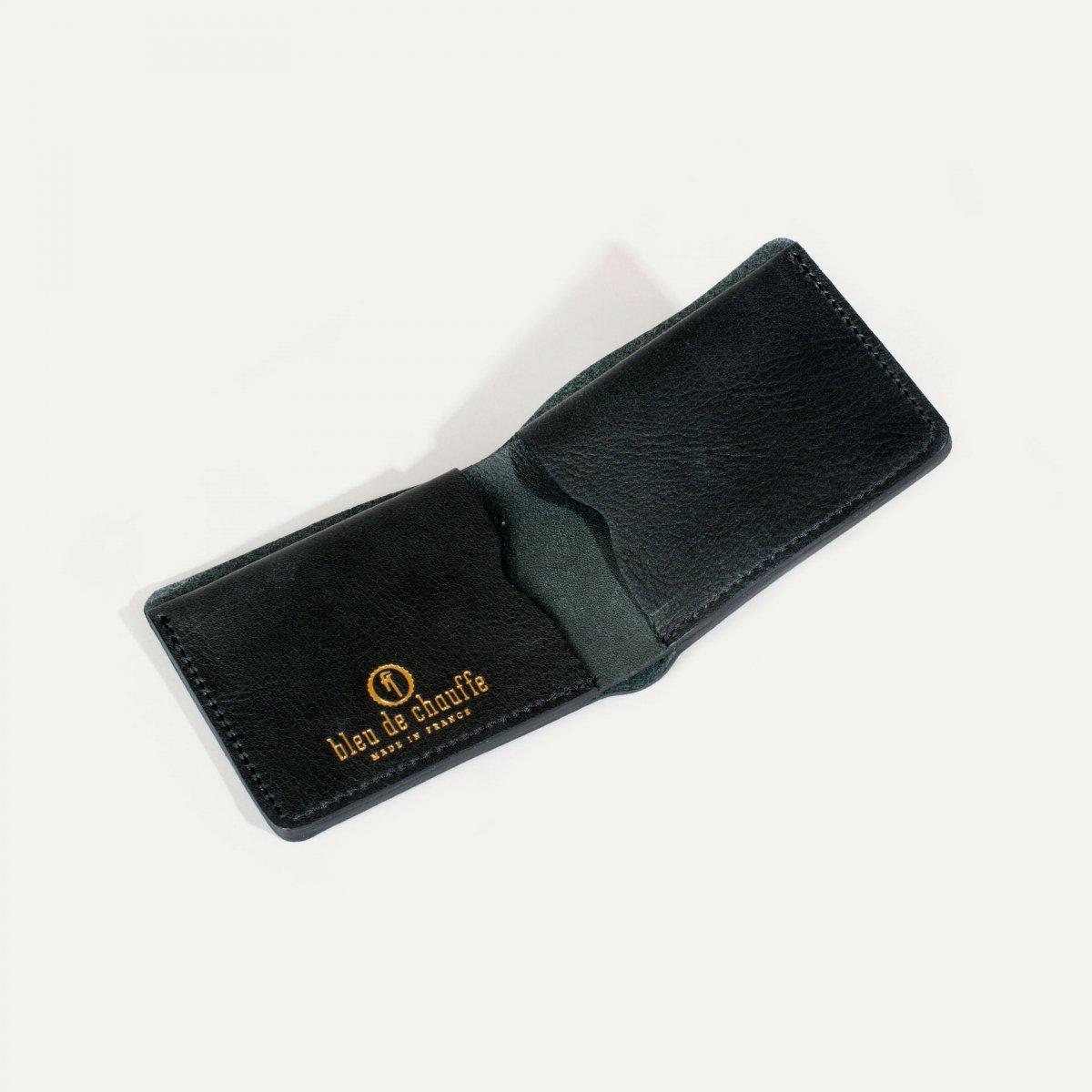 PEZE wallet - Black (image n°3)