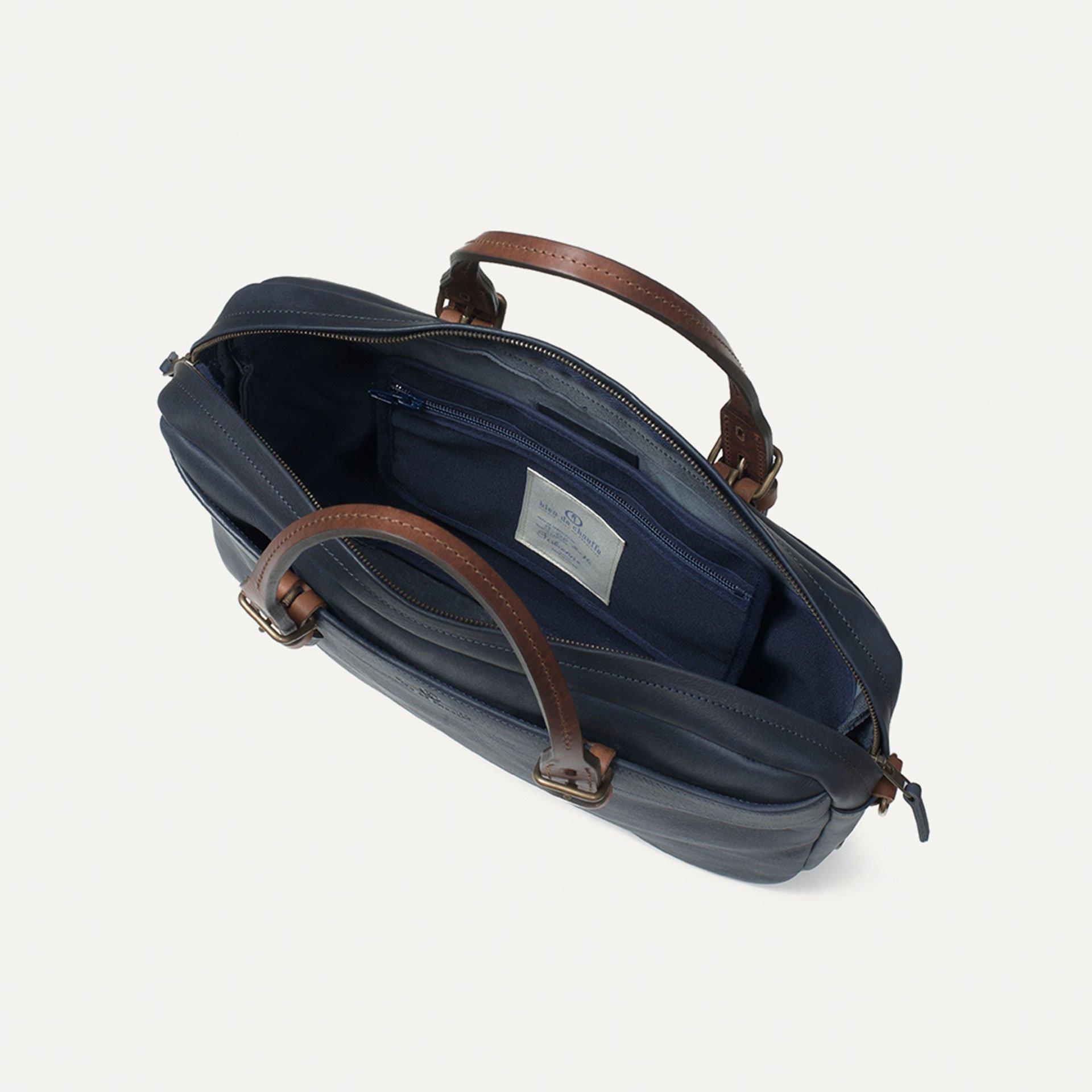 Folder Business bag - Navy Blue (image n°5)