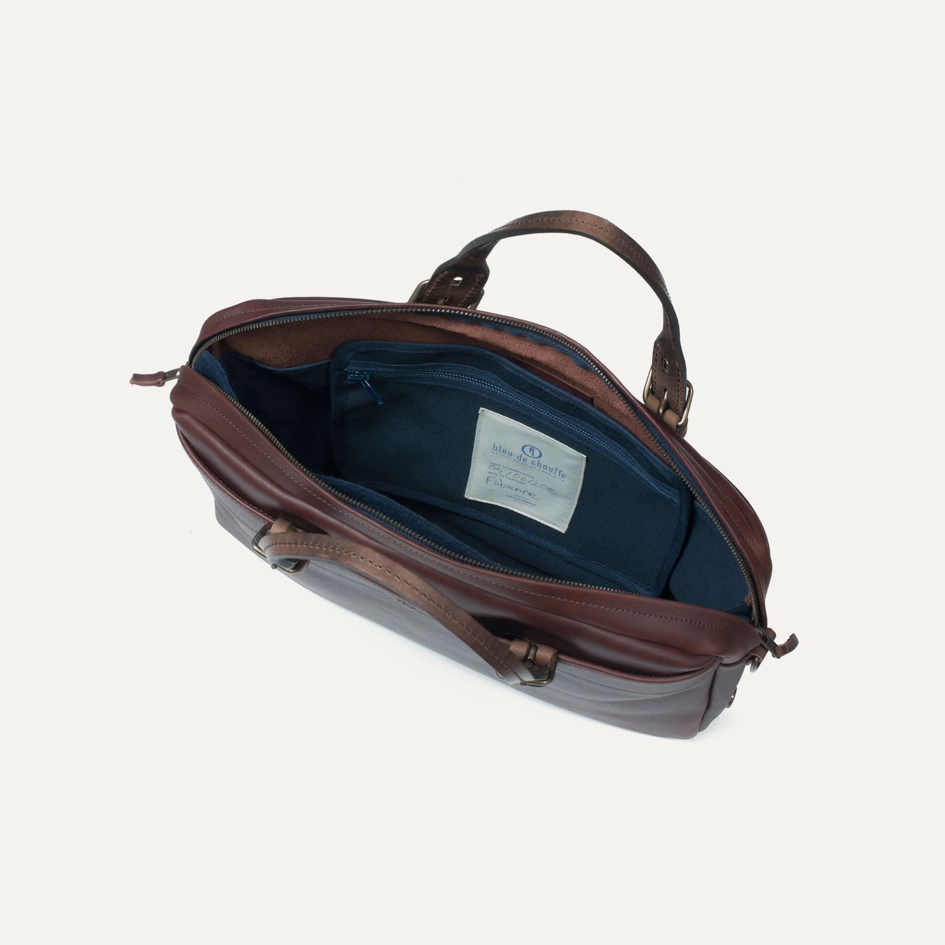 Folder Business bag - Peat (image n°5)