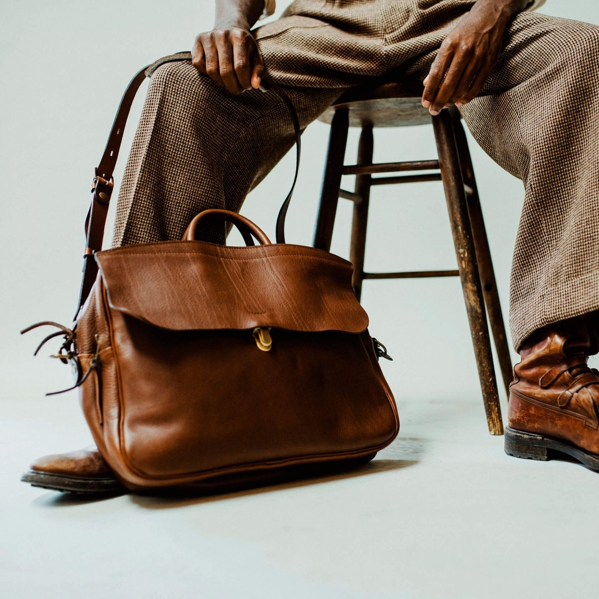 Zeppo Business bag - Cuba Libre / E Pure (image n°9)
