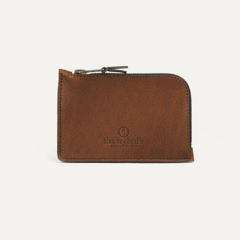 Pognon zippered purse  / L - Cuba Libre