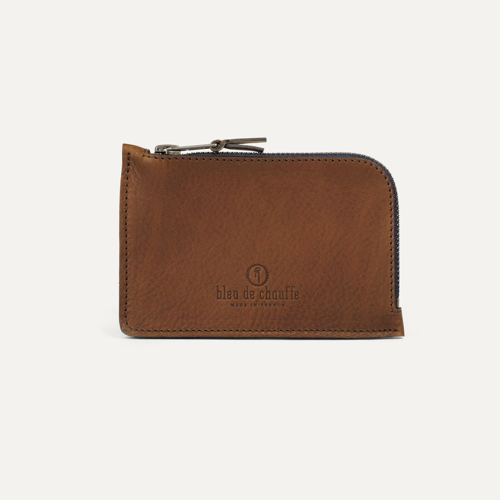 Pognon zippered purse  / L - Cuba Libre (image n°1)