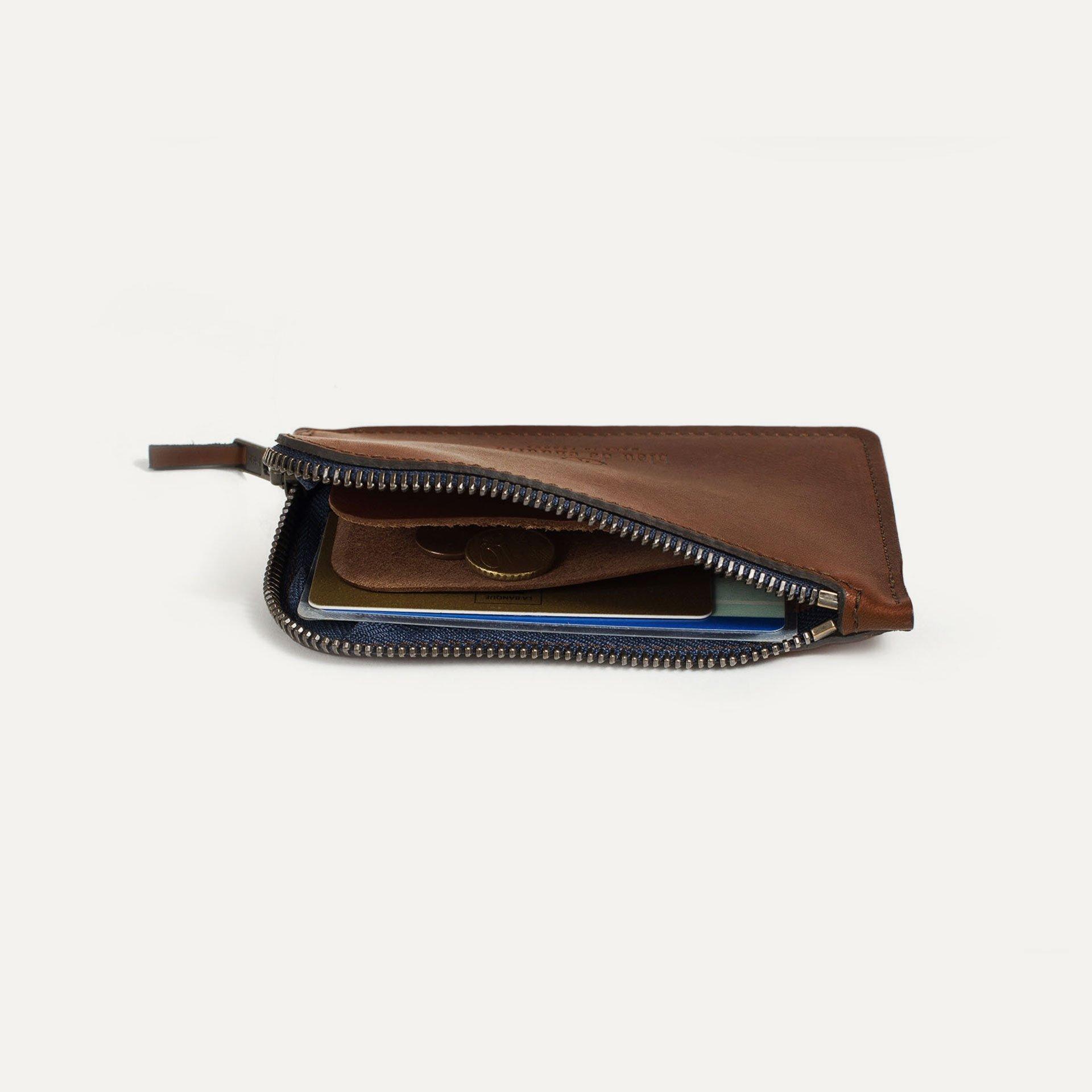 Pognon zippered purse  / L - Cuba Libre (image n°3)