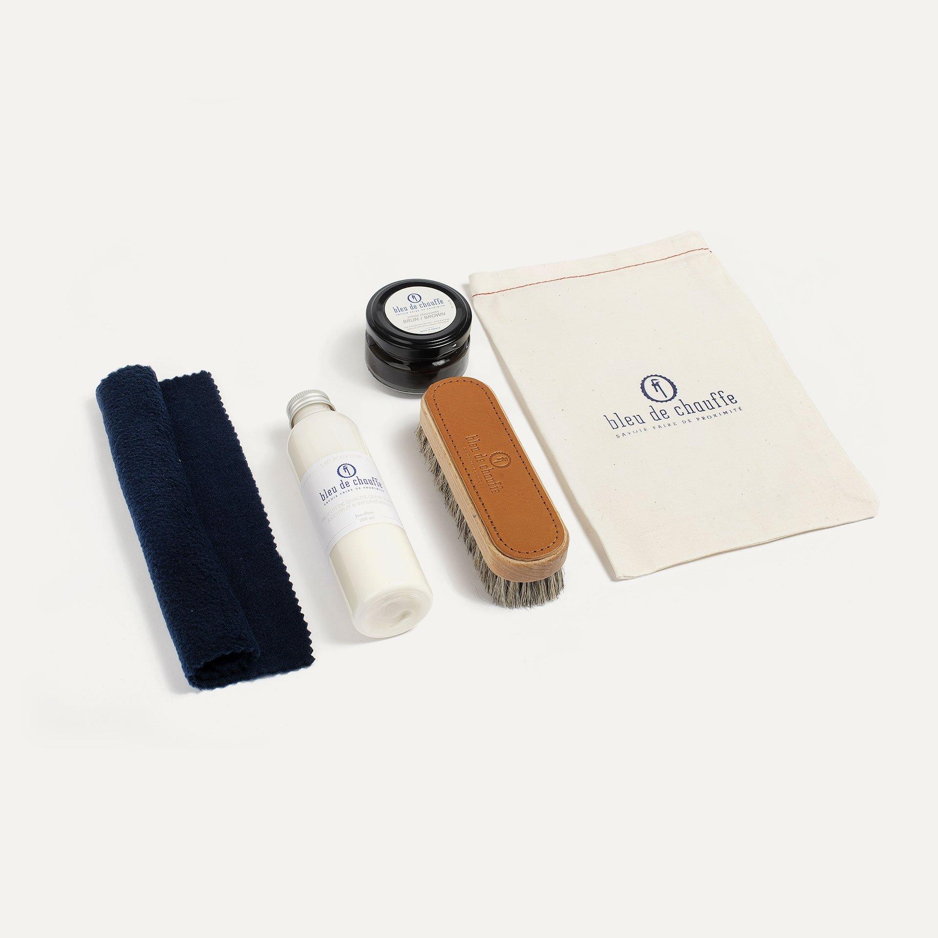 Complete Bag care kit - Brown (image n°2)