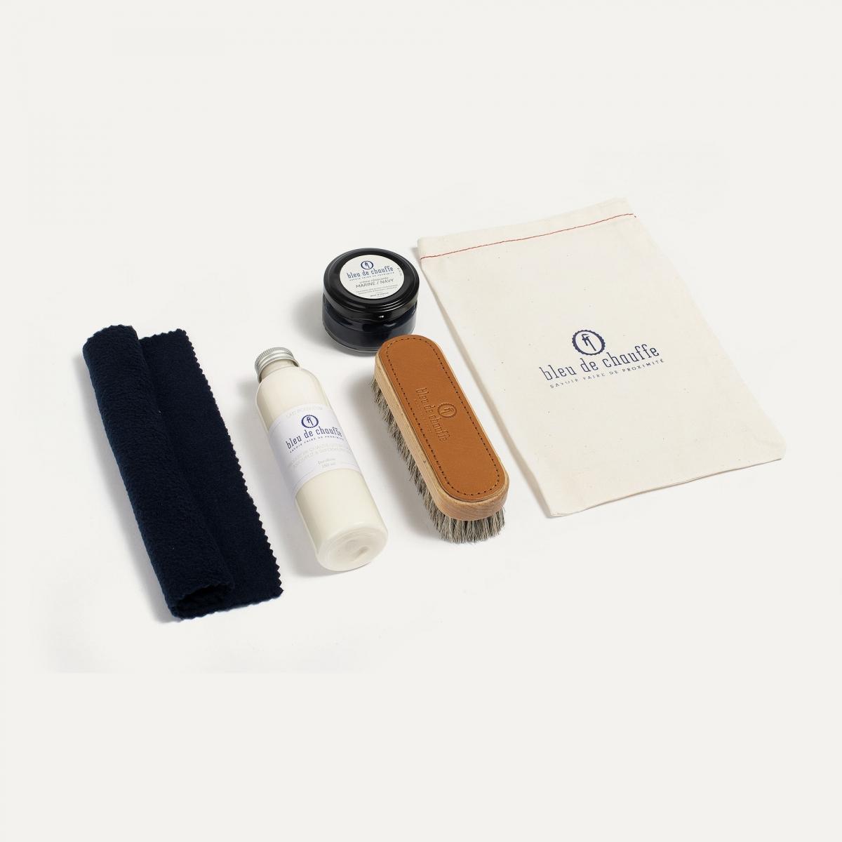Complete Bag care kit  - Navy Blue (image n°2)