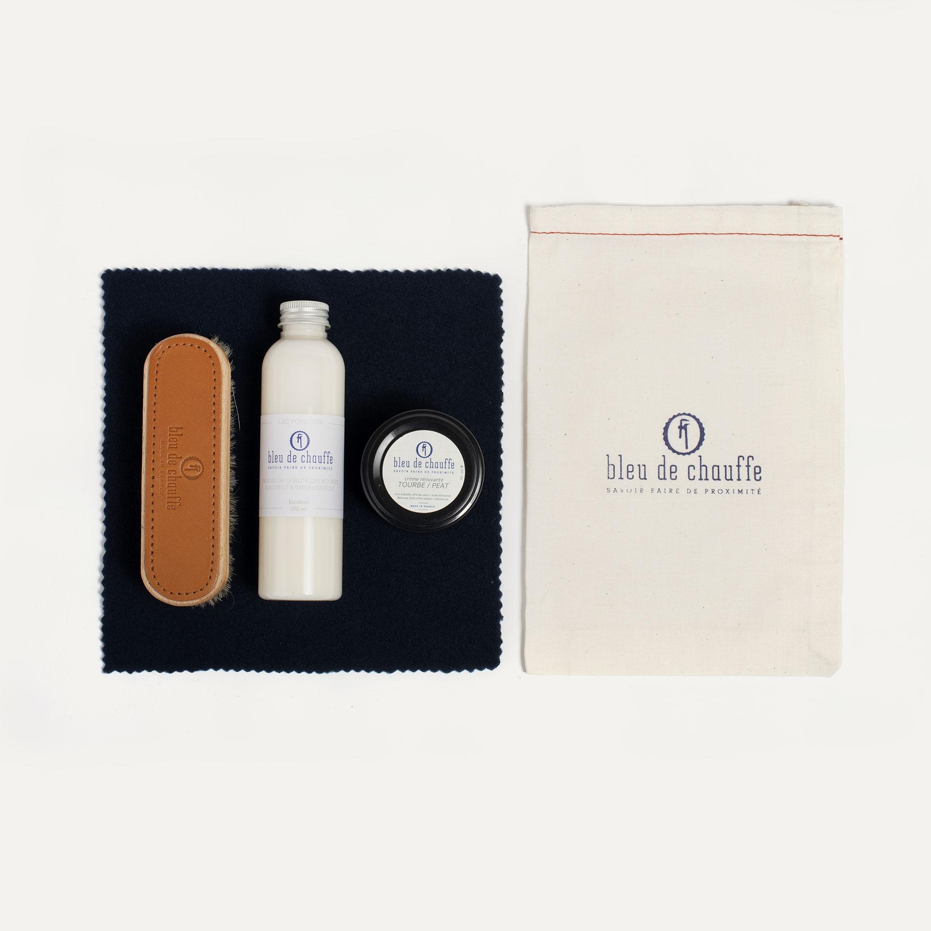 Complete Bag care kit  - Peat (image n°1)