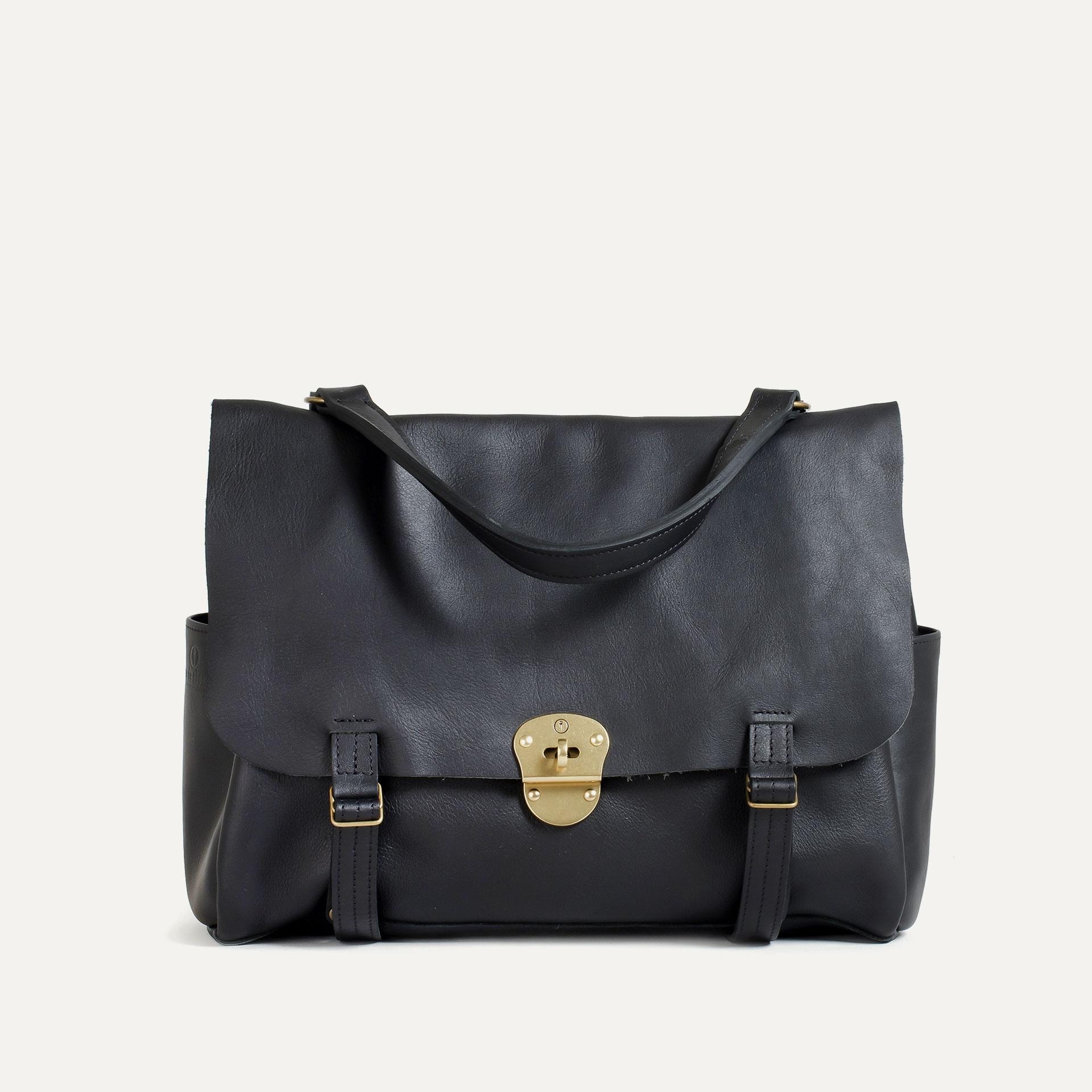 Coline bag M - Black (image n°2)
