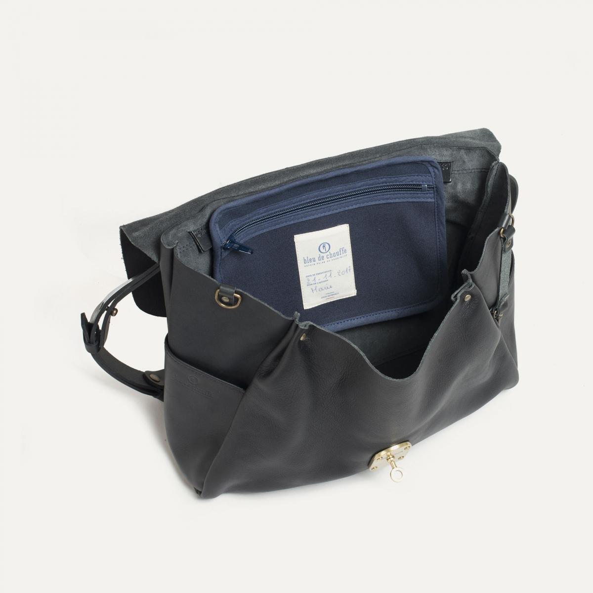 Coline bag M - Black (image n°4)