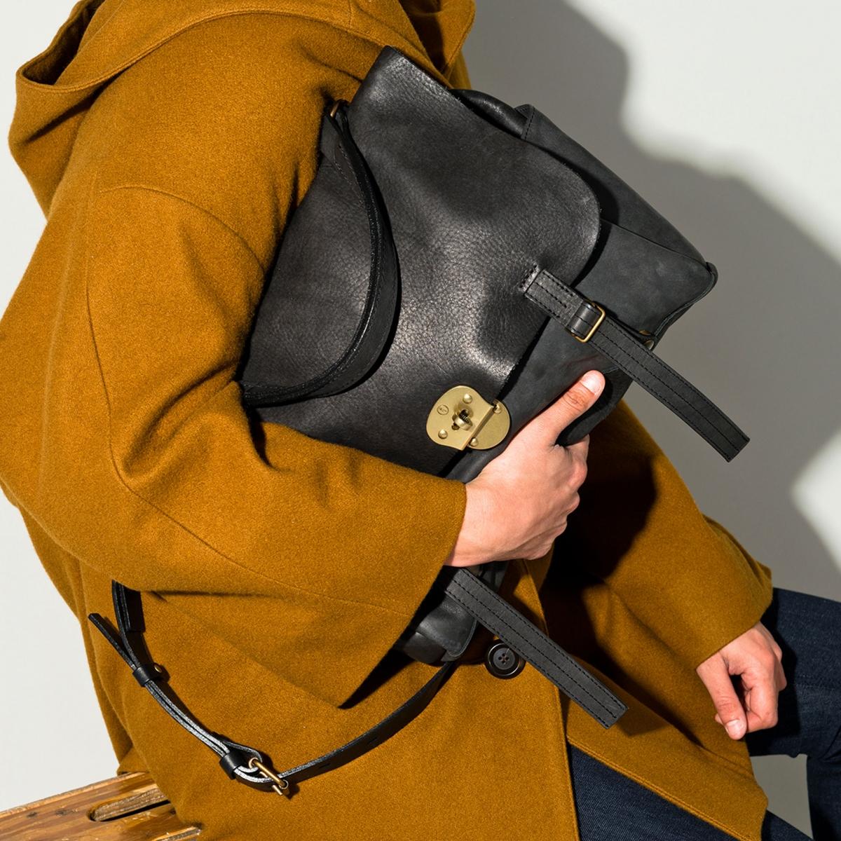 Coline bag M - Black (image n°6)