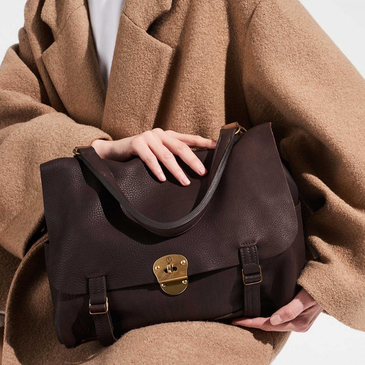 Coline bag M - Sangria (image n°5)