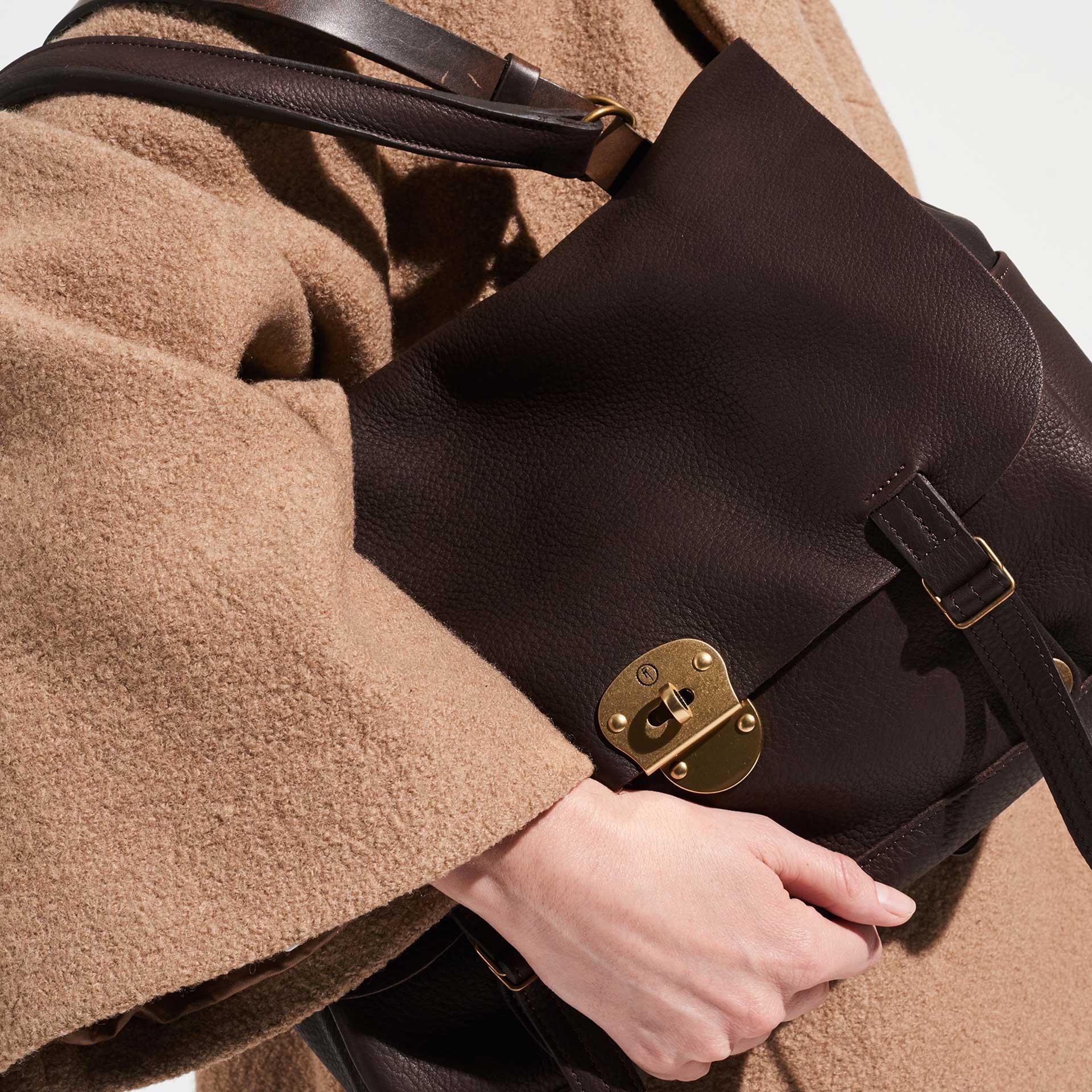 Coline bag M - Sangria (image n°6)