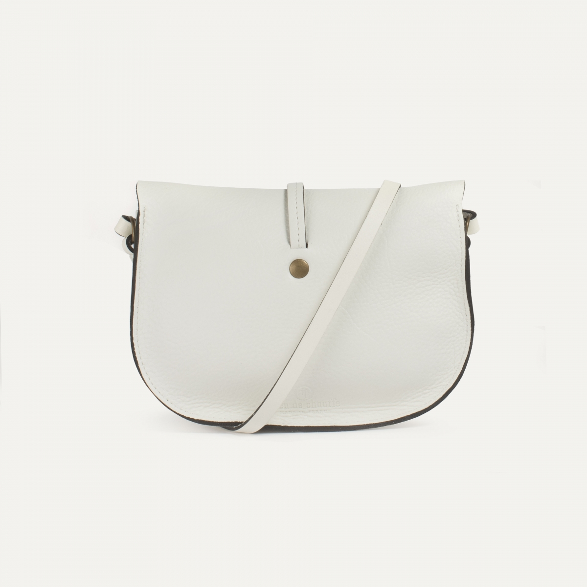 Java mini Postman bag - White (image n°3)