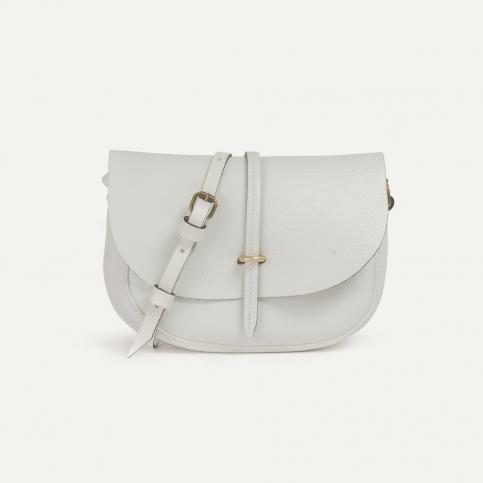 Mini sac postier Java - Blanc